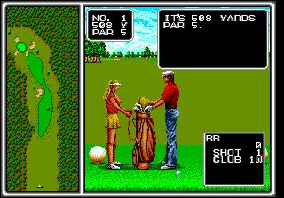 Arnold Palmer Tournament …