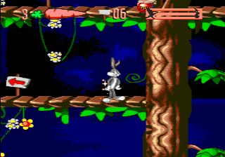 Bugs Bunny in Double…