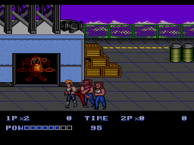 Double Dragon II: The Rev…