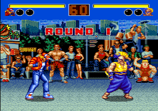 Fatal Fury: King of Fight…