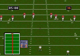 NFL Football '94 Starring…