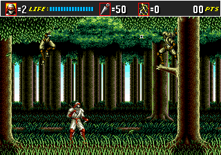 Shinobi III: Return of th…