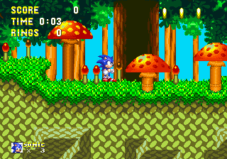 Sonic 1 & Knuckles