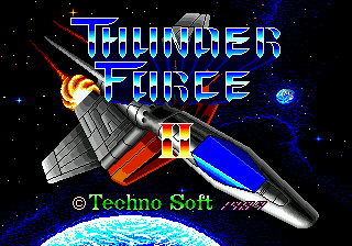 Thunder Force 2