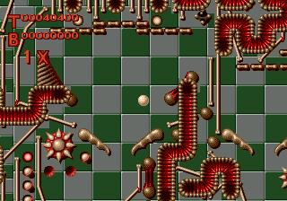 Virtual Pinball - SEGA Online Emulator
